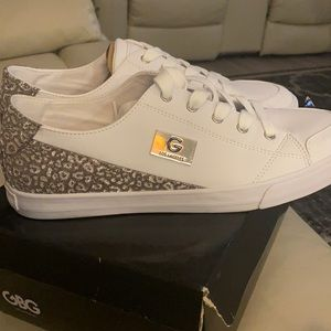 Tennis shoes(bling) , new, never worn
